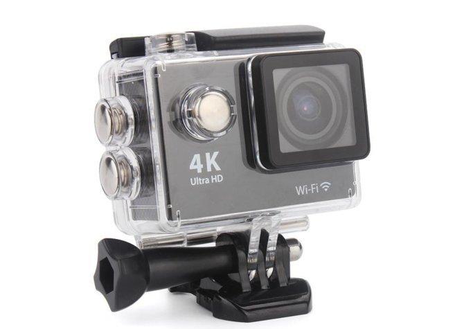 Экшн-видеокамера 4k Ultra HD