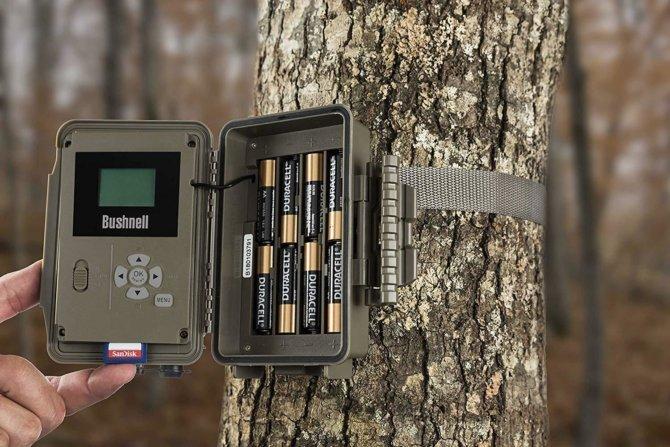 Фотоловушка Bushnell Trophy Cam HD Aggressor 20MP