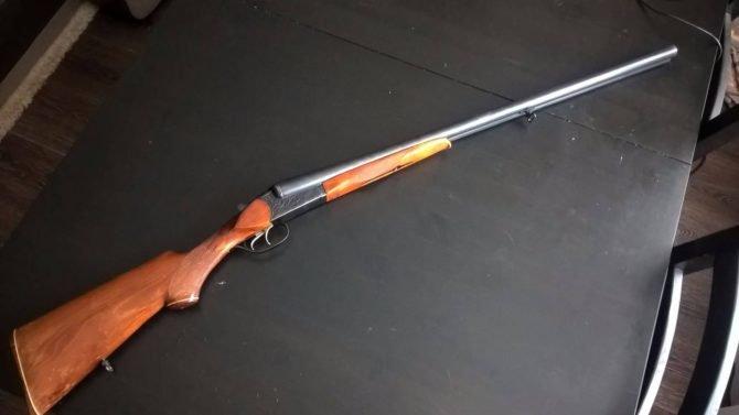 Гладкоствольное ружье ИЖ-58м