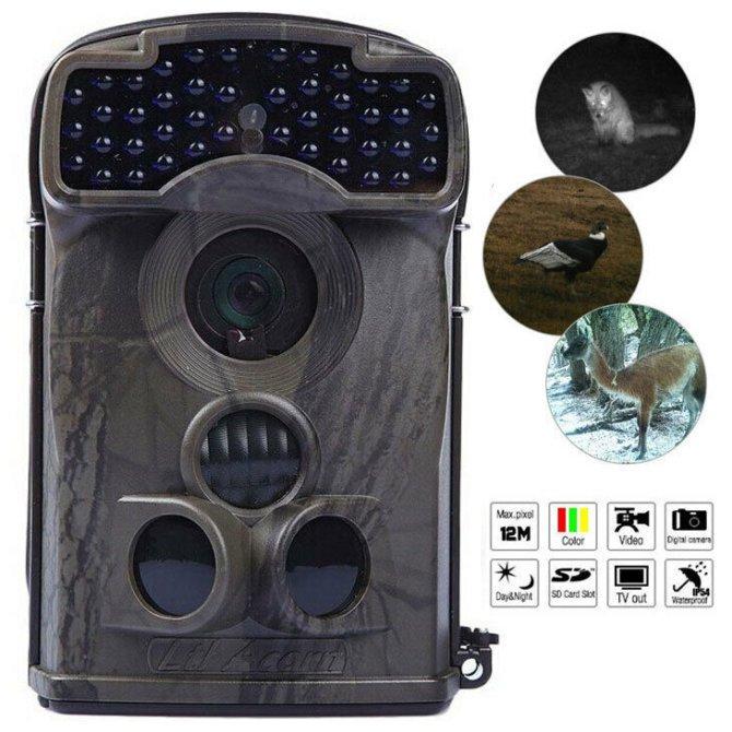 Hunting Camera Little Acorn 5310WA с мощной подсветкой