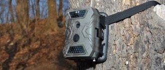 Использование фотоловушек для охоты