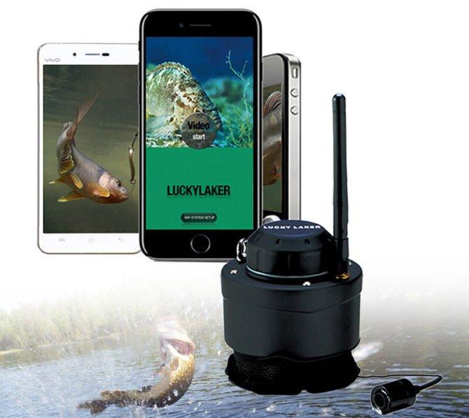 Использование смартфона в качестве дисплея для камеры