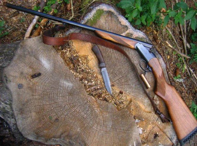 ИЖ-18 востребовано охотниками из-за небольшого веса и высокой мощности