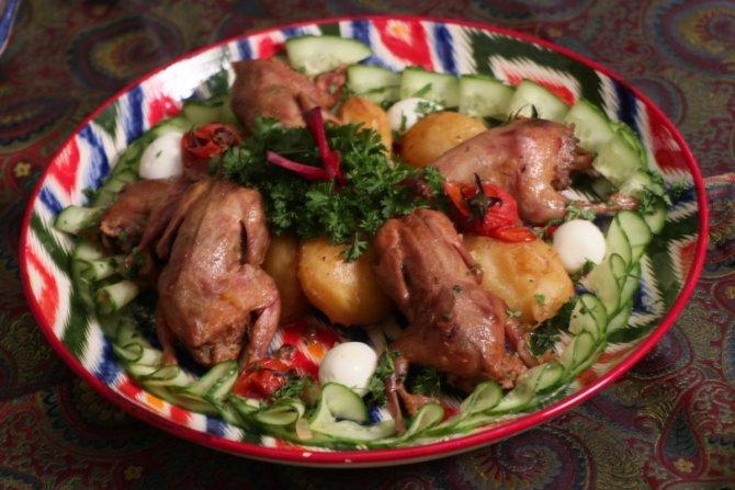 Как приготовить куропатку на сковороде