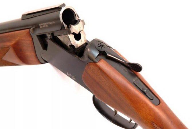 Комбинированная двустволка МР-94