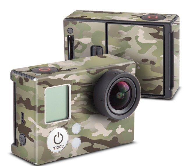 Маскировочная рамка для видеокамеры