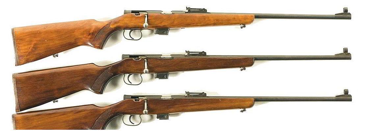 Мелкокалиберные винтовки