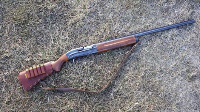 Одноствольное охотничье ружье мц-21