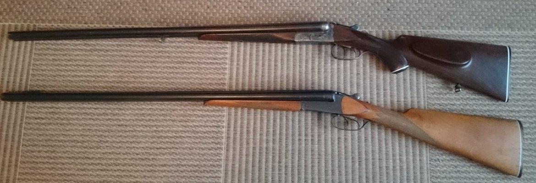 Охотничьи ружья 16-го калибра