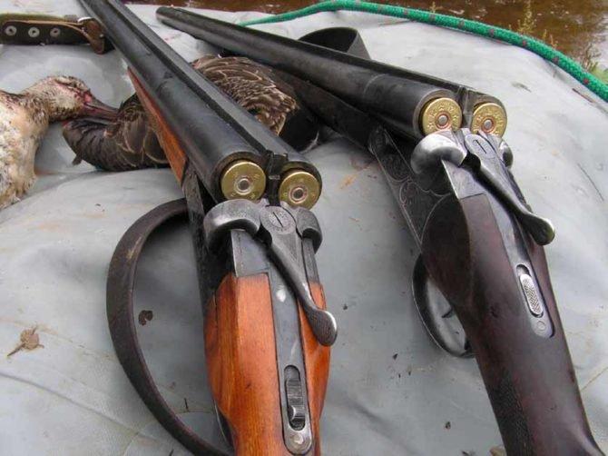 Оружие 12 калибра считается универсальным