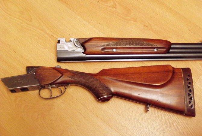 Ружье ТОЗ-34