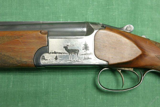 Штучное ружье ИЖ-12