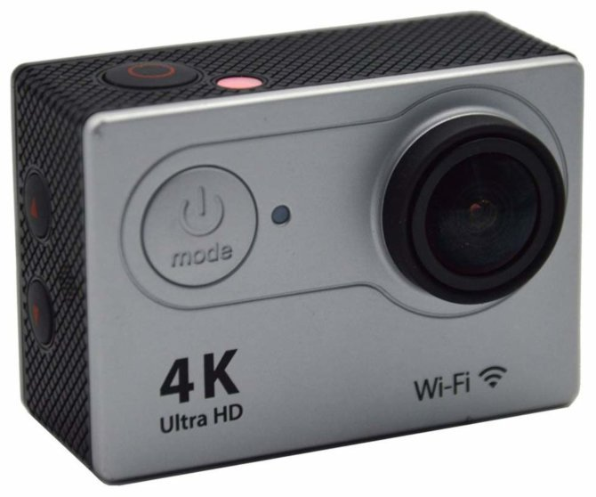 Видеокамера Eken h9r Ultra HD