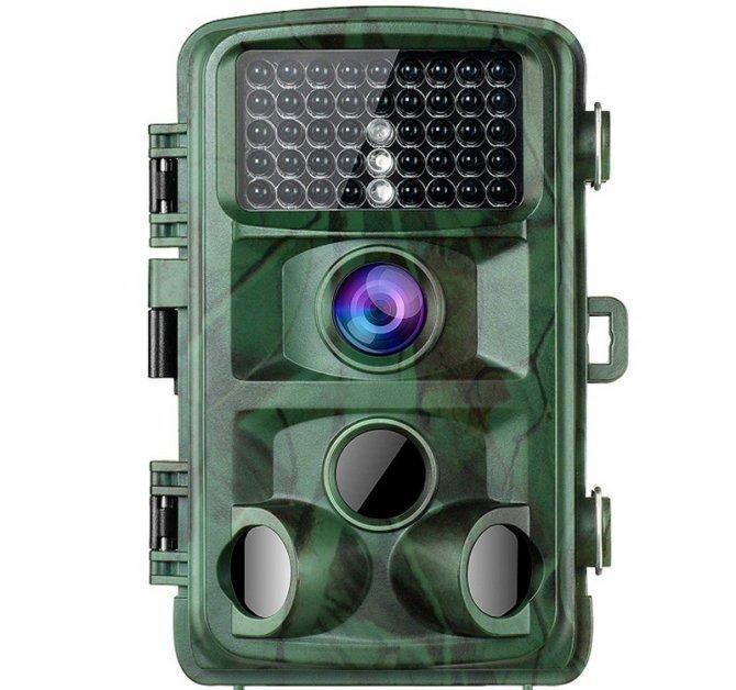 Охотничья камера с углом обзора 120 градусов