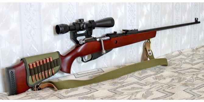 Карабин ОЦ-48