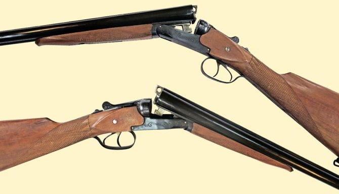Охотничьи ружья ТОЗ-25