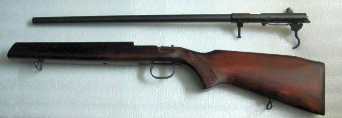 Охотничья винтовка ТОЗ