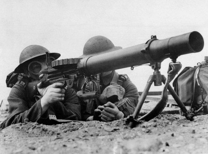 Пулемет Льюис
