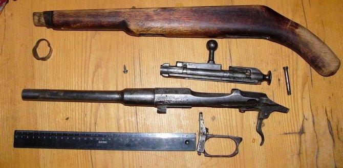 Ружье МЦ-20-01