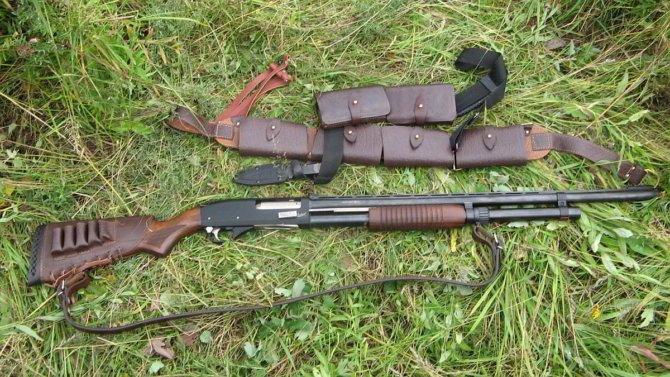 Ружье МЦ-20-01 (фроловка)