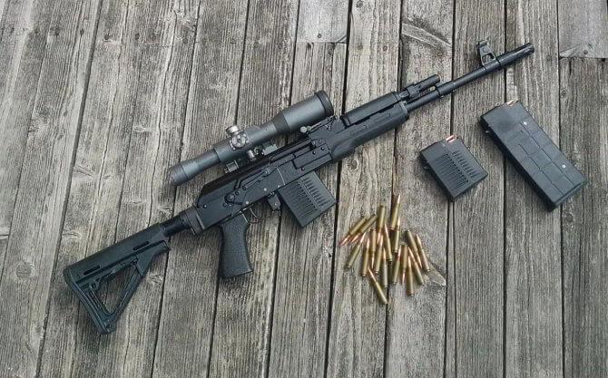 Сайга-308МК