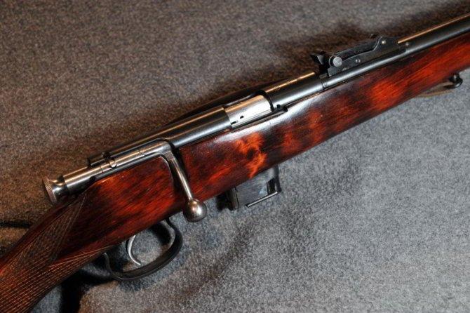 Ствол винтовки