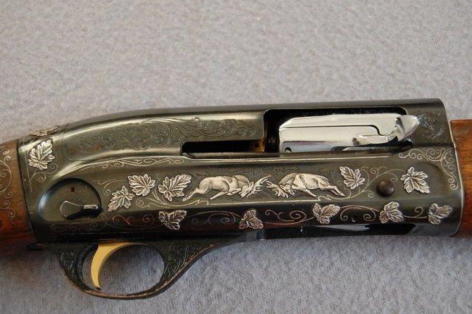 Сувенирное ружье МЦ-21-12