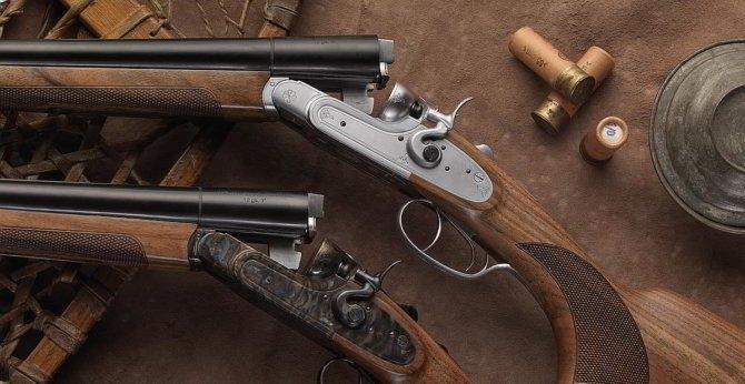 Турецкие охотничьи ружья