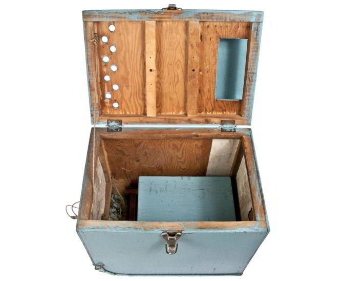 Ящик для снастей