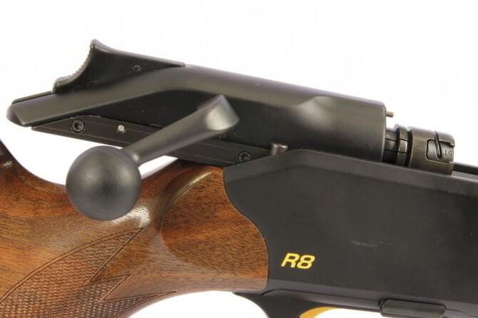 Спусковой механизм и магазин Blaser R8