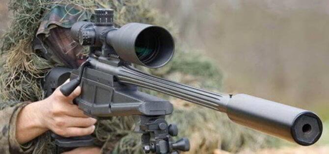Модификация Blaser R93 LRS-2