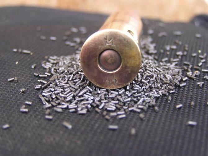 Влияние пороха на оружие