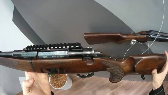 Карабин Ирбиз