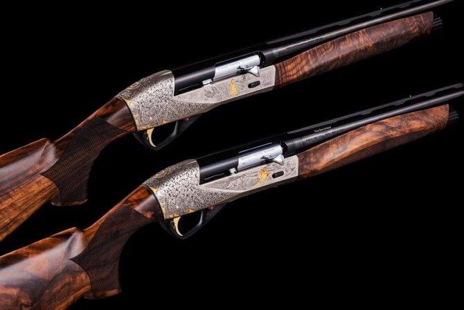 Коллекционное оружие Benelli