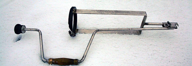 Кольцевой ледобур