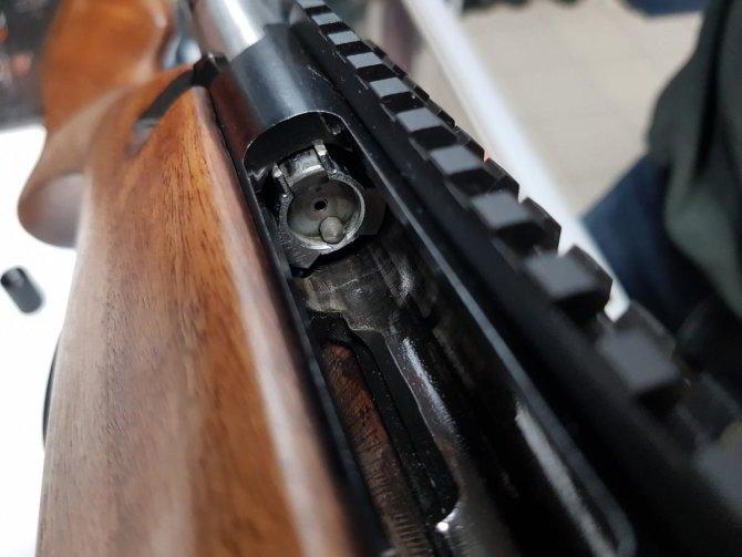 Охотничий карабин Лось-145