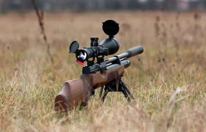 Пристрелка пневматики