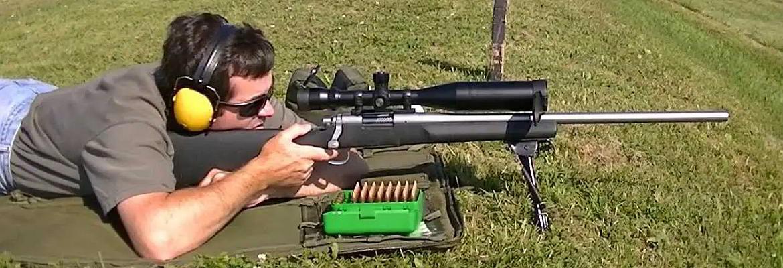 Пристрелка винтовки