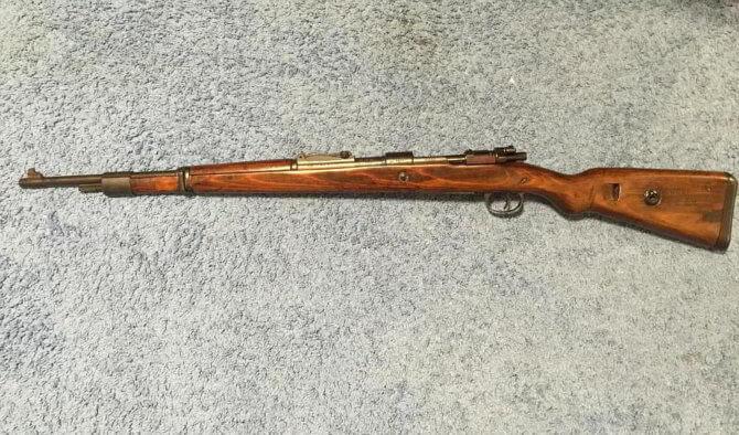 Винтовка Mauser КО-98